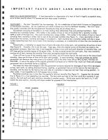 Land Descriptions, Richland County 1994